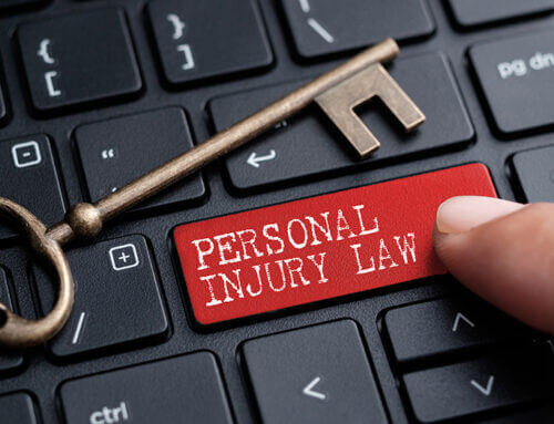 What are the basic elements of a personal injury action?