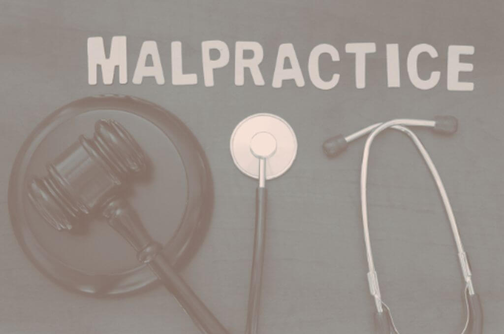 Medical Negligence Malpractice Claims
